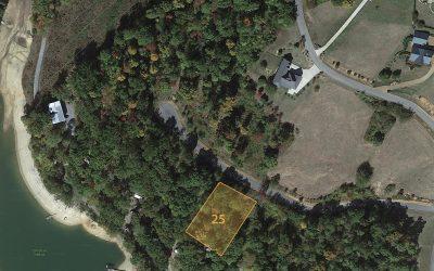 Homesite 25 At Shiloh Springs